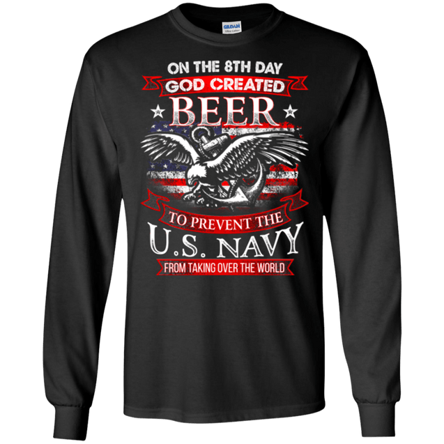 God Created Beer T Shirts and Hoodies