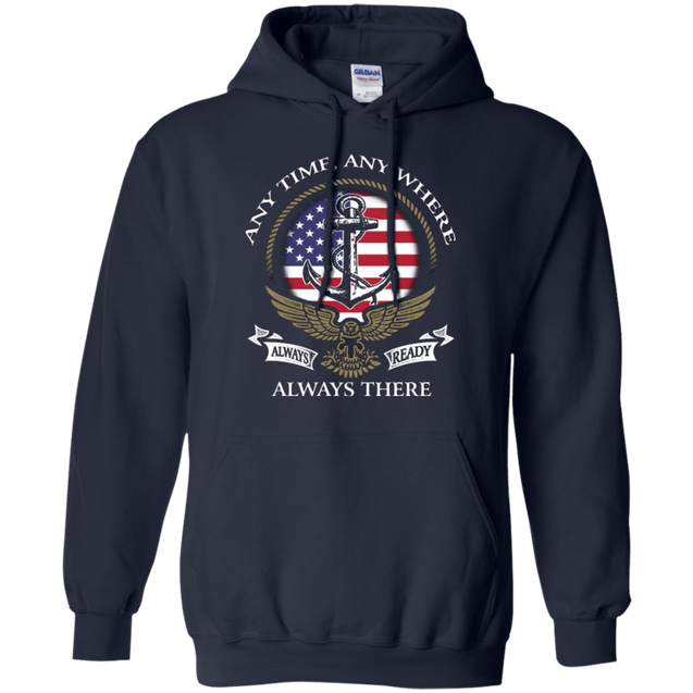 ALWAYS READY T Shirt and Hoodies