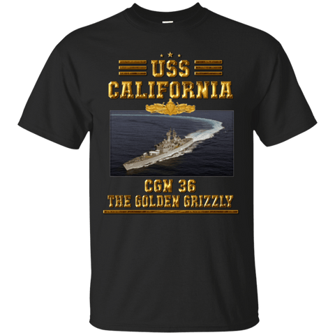 USS CALIFORNIA CGN 36