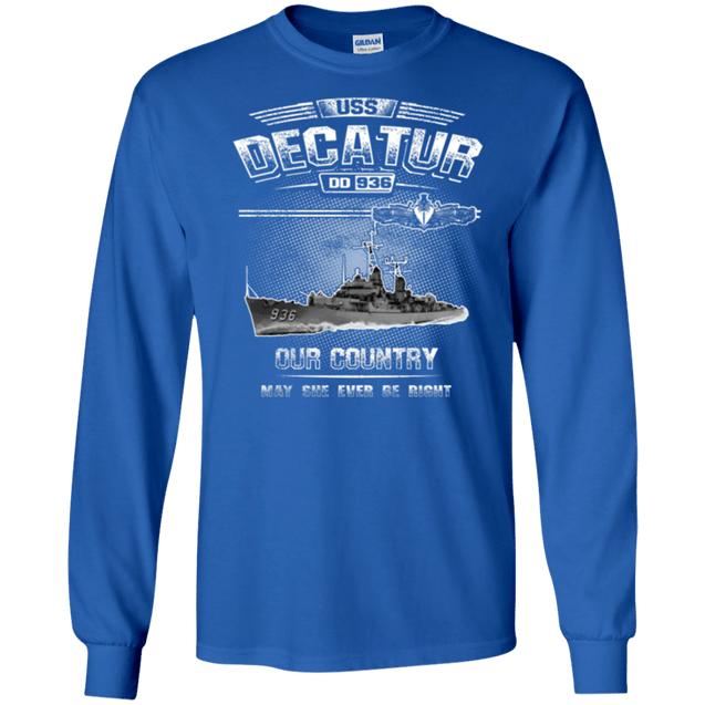 USS Decatur DD 936