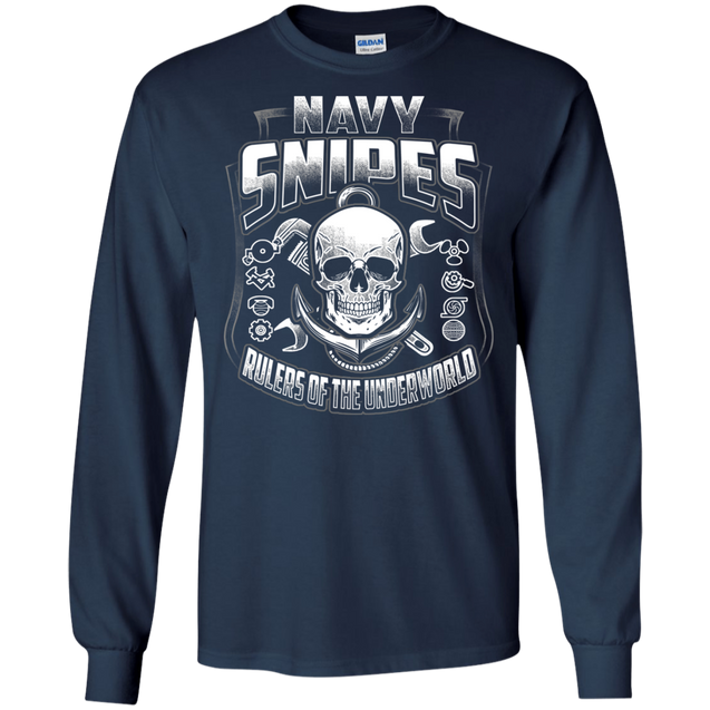 Navy Snipes T Shirts and Hoodies
