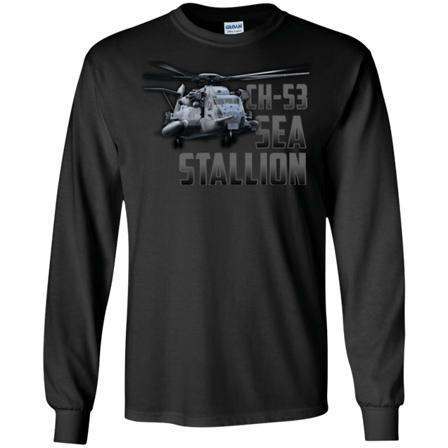 SEA STALLION CH-53 T Shirts and Hoodies