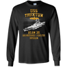 USS TRUXTUN DLGN 35 T Shirts and Hoodies