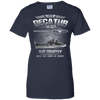Image of USS Decatur DD 936 T Shirts and Hoodies