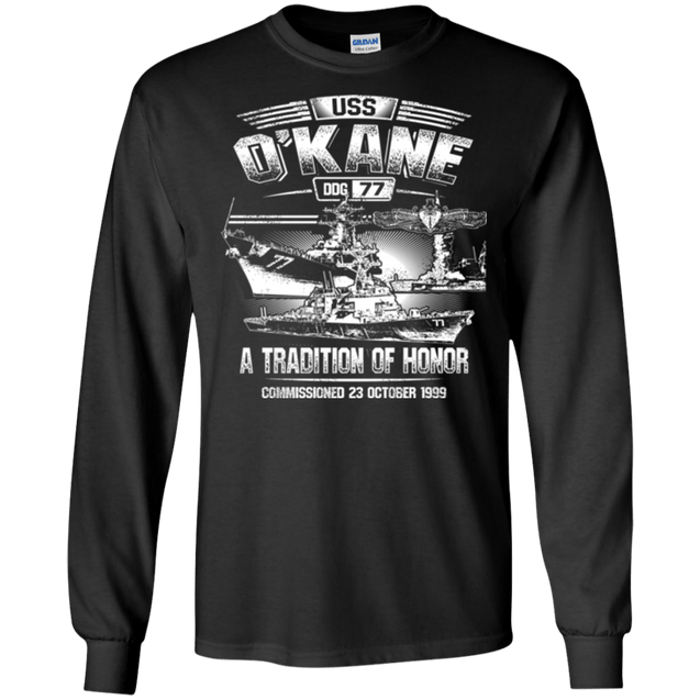 USS O Kane DDG 77 T Shirts and Hoodies