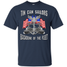 Tin Can Sailors T Shirts and Hoodies