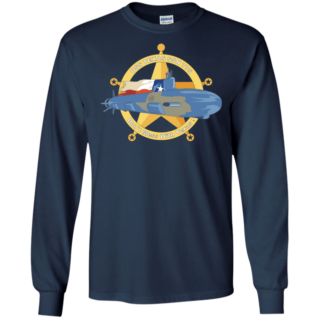 USS Texas SSN 775 T Shirts and Hoodies