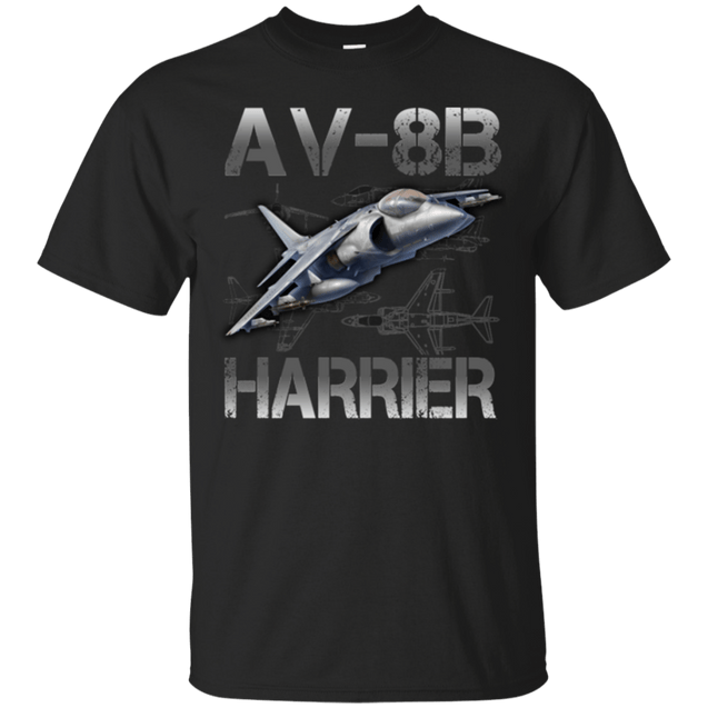 AV 8B HARRIER T Shirts and Hoodies