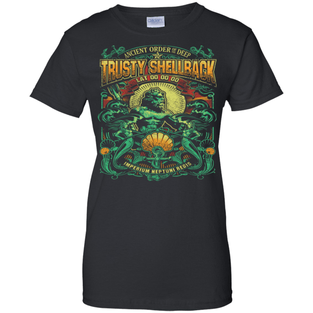 TRUSTY SHELLBACK T Shirts and Hoodies