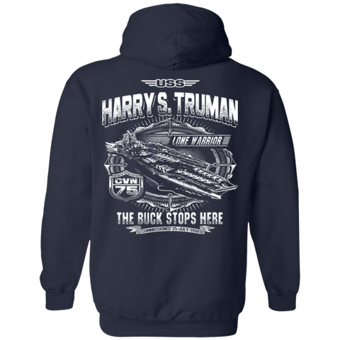 USS Harry S Truman CVN 75 T Shirt