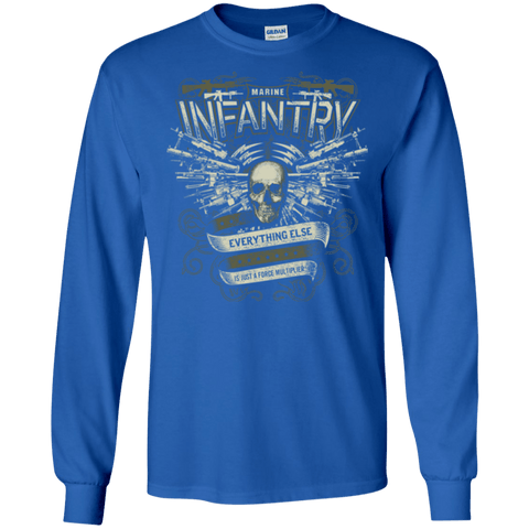 Image of MARINE INFANTRY T Shirts and Hoodies
