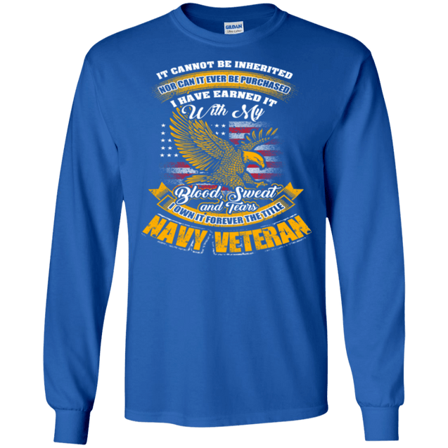 FOREVER NAVY VETERAN T Shirts and Hoodies