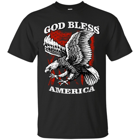 Image of GOD BLESS AMERICA T Shirts and Hoodies