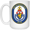 Image of USS Bunker Hill CG 52 Mugs and Steins