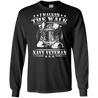 I Walked The Walk Navy Vet T Shirts and Hoodies