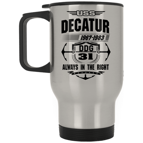 Image of USS DECATUR DDG 31 Coffee Mugs