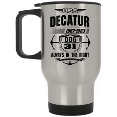 USS DECATUR DDG 31 Coffee Mugs