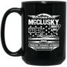 USS MC CLUSKY FFG-41 Coffee Mugs