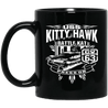 USS Kitty Hawk CV-63 Coffee Mugs
