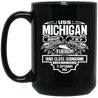 USS MICHIGAN SSGN-727 Coffee Mugs