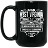 USS WEST VIRGINIA SSBN-736 Coffee Mugs