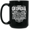 USS GEORGIA SSGN-729 Coffee Mugs