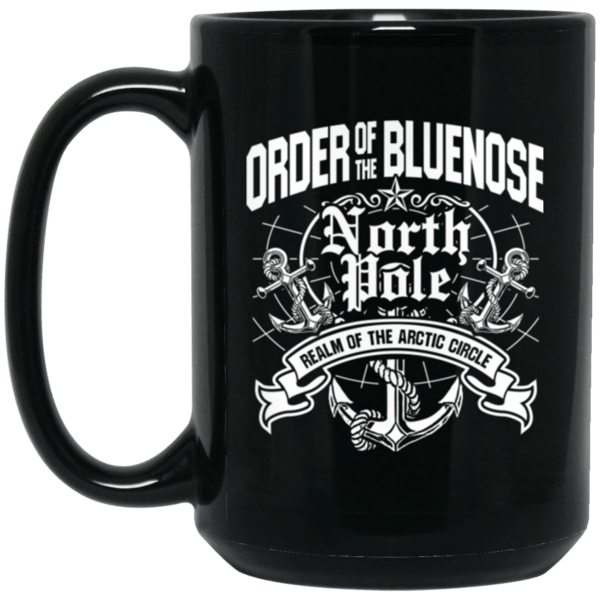 REALM OF THE ARTIC CIRCLE Coffee Mugs
