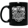 USS PENNSYLVANIA SSBN-735 Coffee Mugs