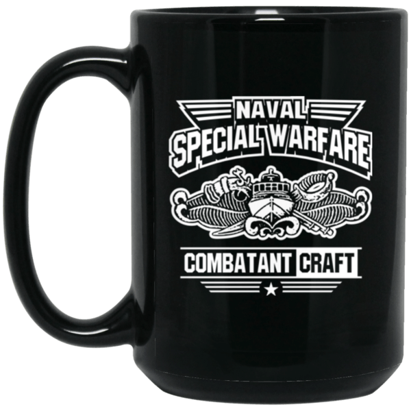 NAVAL SPECIAL WARFARE Coffee Mugs