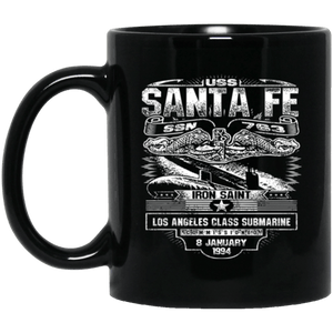 USS SANTA FE SSN 763 Coffee Mugs