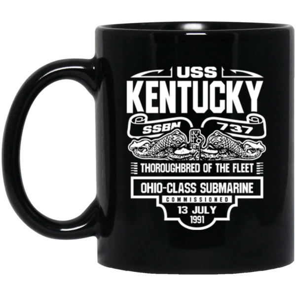 USS KENTUCKY SSBN-737 Coffee Mugs