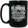 USS FLORIDA SSGN-728 Coffee Mugs