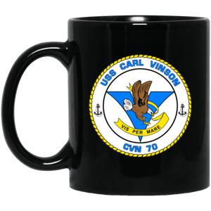 USS Carl Vinson CVN 70 Coffee Mugs