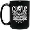 USS LOUISVILLE SSN-724 Coffee Mugs
