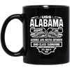 Image of USS ALABAMA SSBN-731 Coffee Mugs