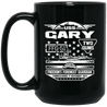 USS GARY FFG-51  Coffee Mugs