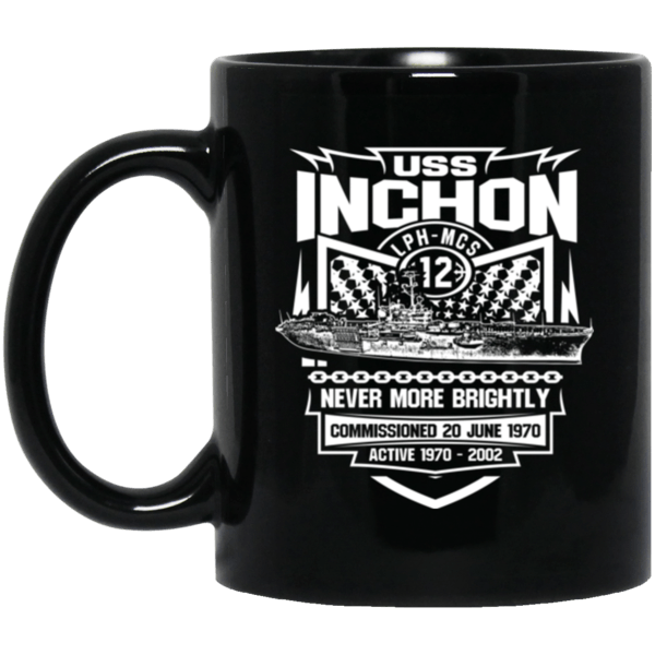 USS INCON LPH MCS-12 Coffee Mugs
