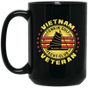 Image of Vietnam Veteran Tonkin Gulf Coffee Mugs