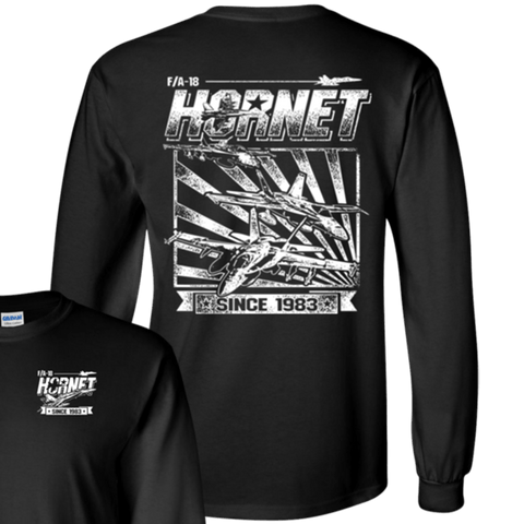 Image of FA-18 Hornet T Shirts and Hoodies