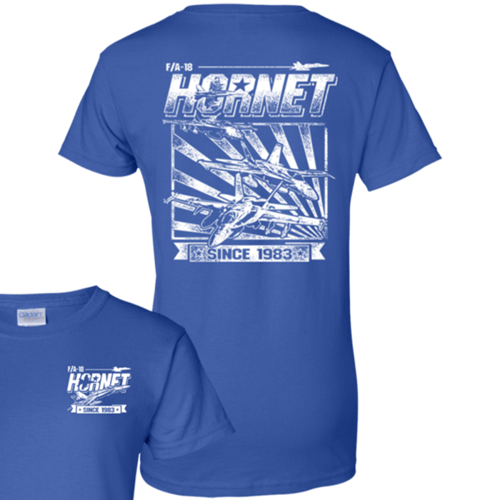 FA-18 Hornet T Shirts and Hoodies