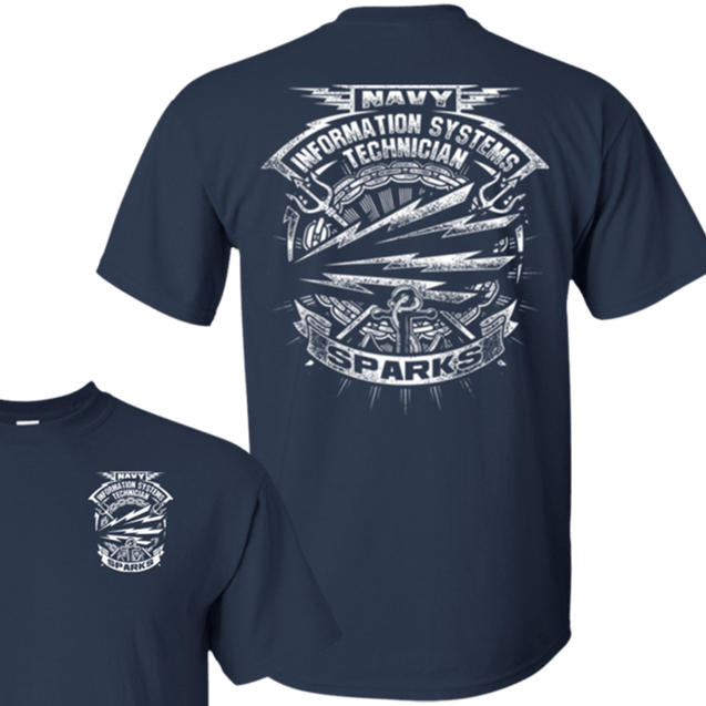 NAVY INFORMATION SYSTEMS TECHNICIAN T Shirts and Hoodies