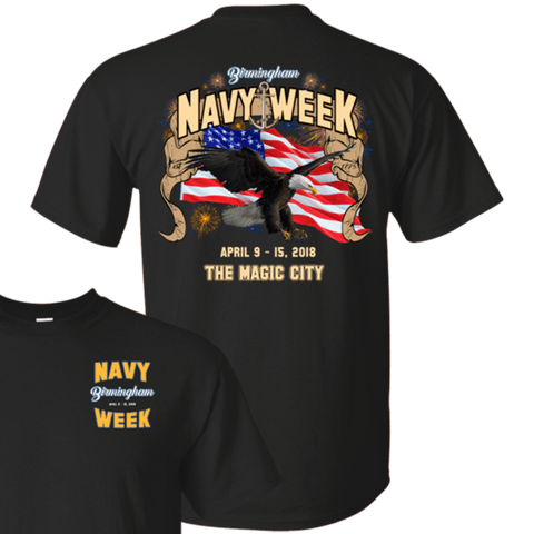 Navy Week in Birmingham