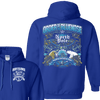 Image of Order of the blue nose Tshirt and Hoodies