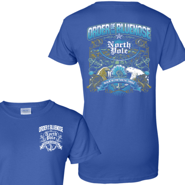 Order of the blue nose Tshirt and Hoodies