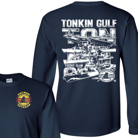 Image of TONKIN GULF T Shirts and Hoodies