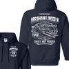 Image of USS ABRAHAM LINCOLN CVN-72 T Shirts and Hoodies