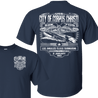 USS CITY OF CORPUS CHRISTI SSN 705 T Shirts and Hoodies