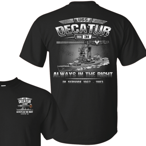 USS Decatur DDG 31