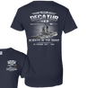 USS Decatur DDG 31 T Shirts and Hoodies