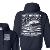 Image of USS FORT MCHENRY LSD 43 T Shirts and Hoodies
